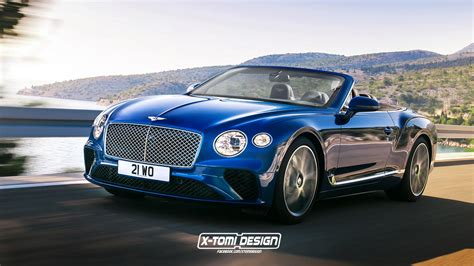 Bentley Continental Gtc by Bentley Continental Gtc Render Seems Just About Right