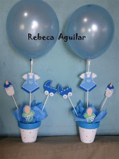 Centro De Mesa Para Baby Shower by Centro De Mesa Baby Shower Para Nene 6329 Mla5053555441