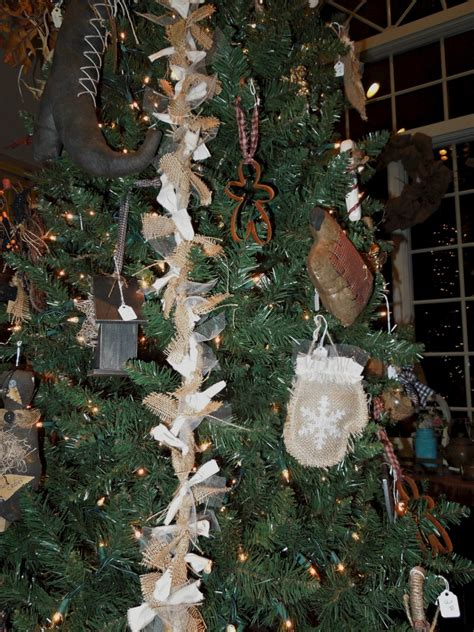 how to place garland on tree burlap garland 18 diy ideas guide patterns