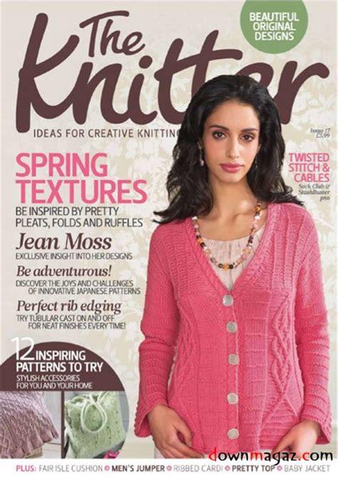 knitting magazines the knitter issue 17 2010 187 pdf magazines
