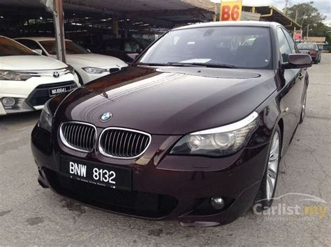 2007 Bmw 525i by Bmw 525i 2007 Se 3 0 In Selangor Automatic Sedan Purple