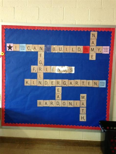 scrabble classroom theme 25 best ideas about welcome boards on