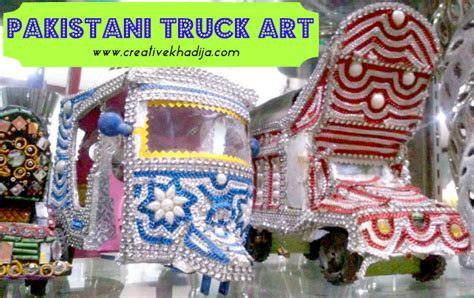 Home Designing Ideas miniature truck art handicrafts pakistan