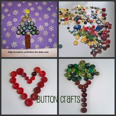 button crafts for button crafts