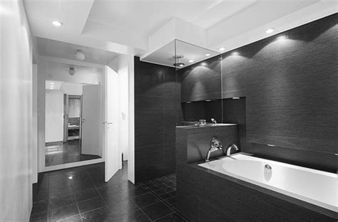 White And Black Bathrooms by Appealing Black White Bathroom Applied For Modern Bathroom