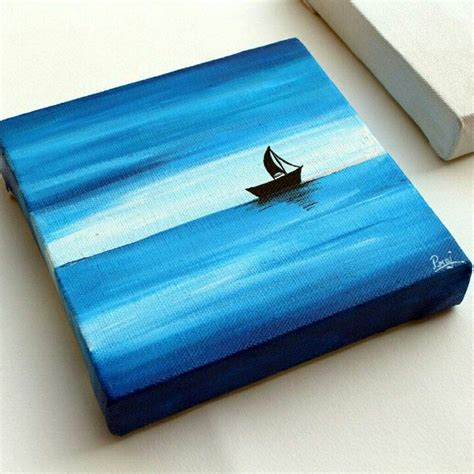 small acrylic painting ideas best 25 small canvas paintings ideas on small