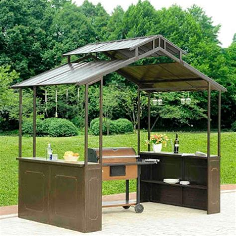 Outside Canopy by Fairbanks Grill Gazebo Outside And Walmart Outdoor Canopy