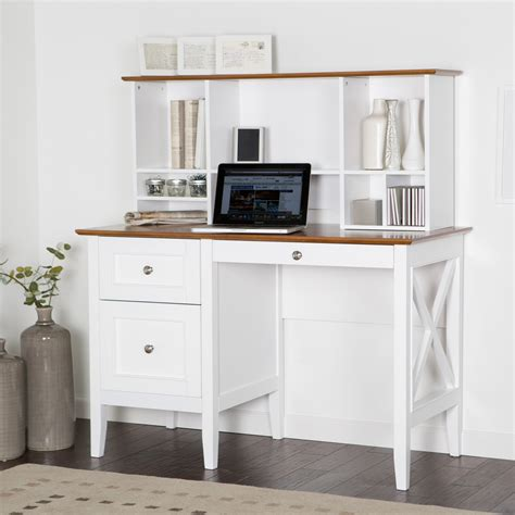 student desk with shelves furniture white desk with drawers and shelves for house
