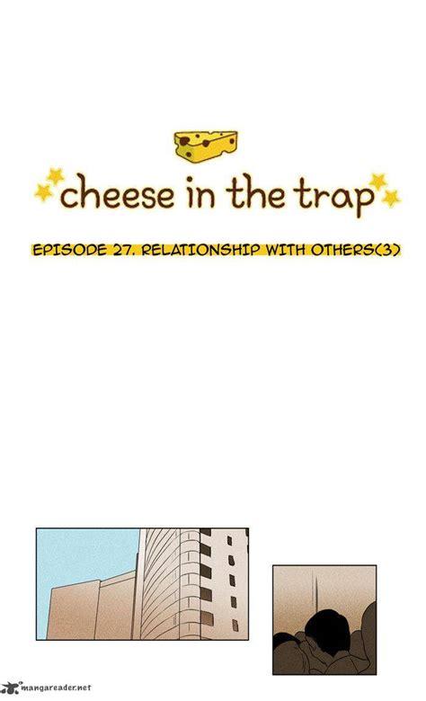 cheese in the trap read cheese in the trap 27 read cheese in the trap