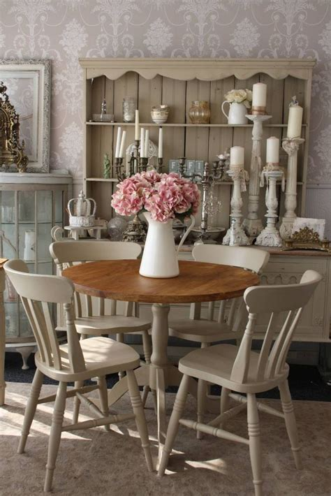 chic dining tables best 25 shabby chic dining ideas on dining