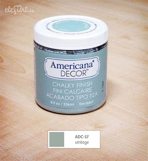 chalk paint americana americana decor chalky 236 ml adc 17 vintage chalk