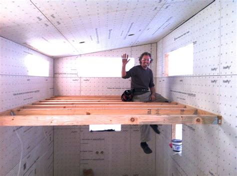 how to build a floor for a house the cost to build a tiny house home reveal tinyhousebuild
