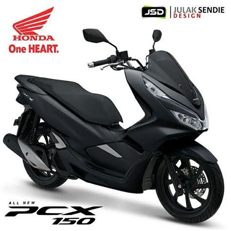 Pcx 2018 Cirebon by Warna Honda Pcx 2018 Black Bmspeed7 Com 187 Bmspeed7