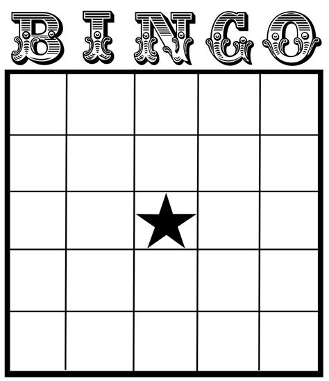 how to make bingo cards in excel 11 best images of excel bingo card printable template