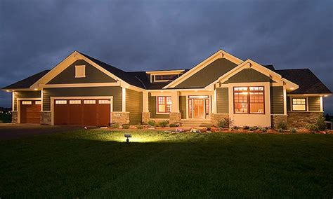 house plans for ranch style homes craftsman bungalow house plans craftsman style house plans