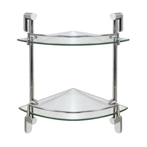 glass corner shelves bathroom 7 best corner shelves for bathroom