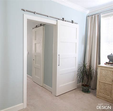 how to make a barn door for inside modern barn door hardware review and