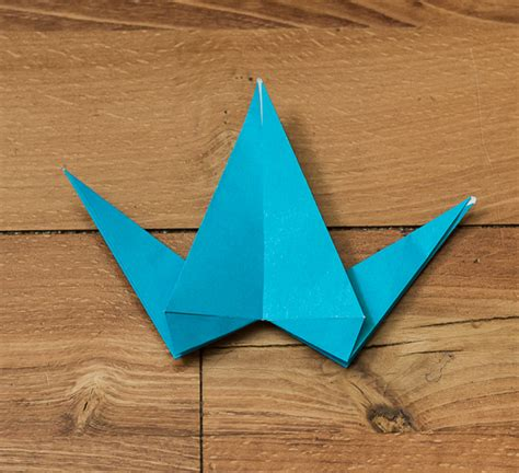 origami flapping bird step by step origami flapping bird researchparent