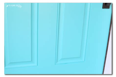 behr paint colors turquoise front door sugar bee crafts