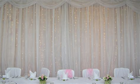 drapes and lights for weddings wedding ceiling draping