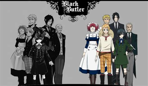 black butler black butler rp images characters hd wallpaper and