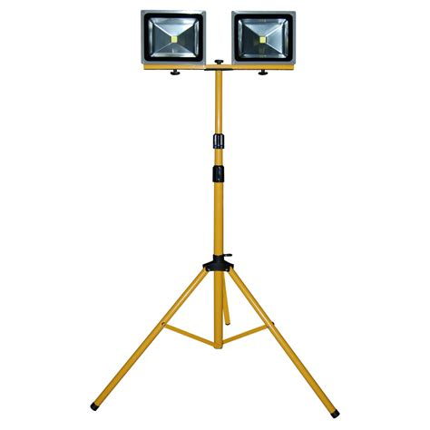 how led lights work 100w led construction lighting with tripod stand led