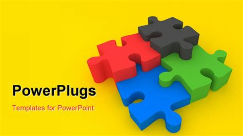 best photos of jigsaw puzzle powerpoint template free