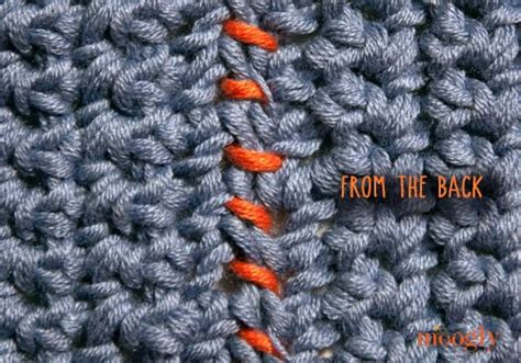 how to attach knitted pieces together 48 best images about knit stitches on yarns