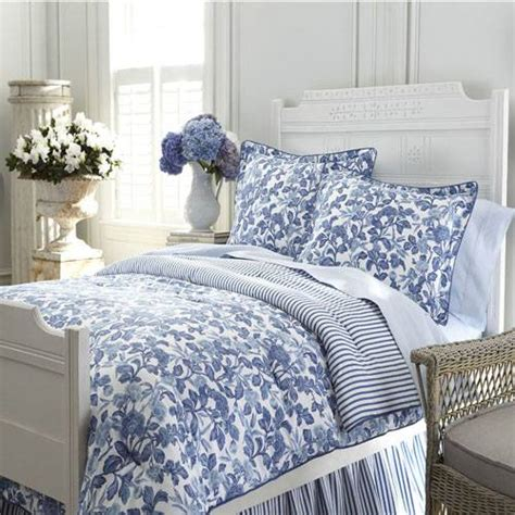 4p ralph petticoat king comforter sham set bed skirt ralph bedding blue myideasbedroom