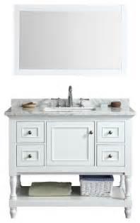 photos of bathroom vanities cape cod bathroom vanity and mirror white 42