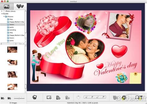 how to make a card free snowfox greeting card maker for mac free