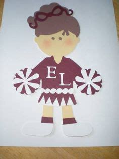 cheerleading crafts for 1000 images about cheerleading crafts on