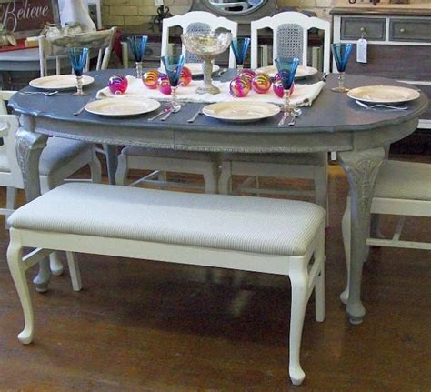 chalk paint ideas for dining table chalk painted dining room table how to paint a dining