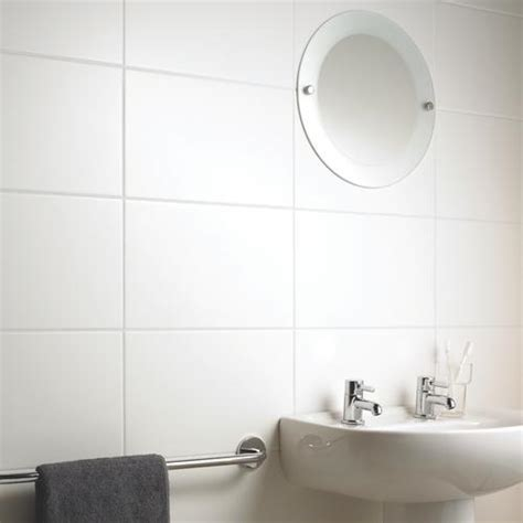 Large White Tiles For Bathroom 24 large white bathroom tiles ideas and pictures