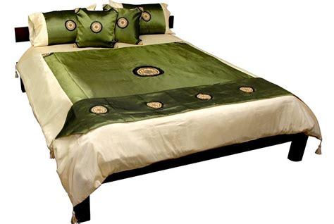 jade comforter set cheerful green comforters