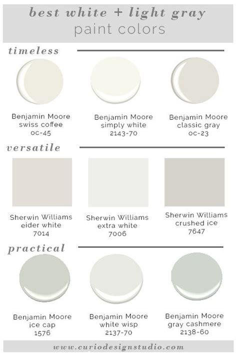 paint colors vs light colors 25 best ideas about best white paint on white