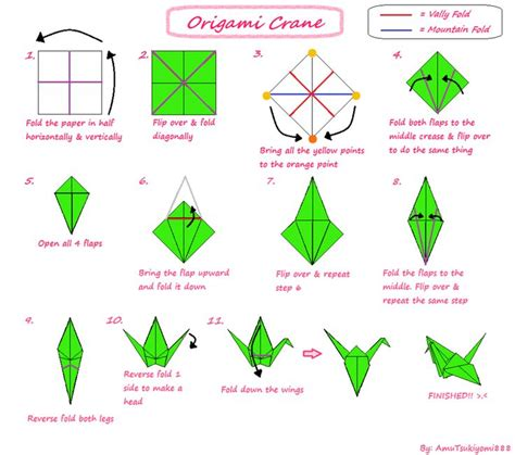 origami of crane 1000 images about idees mariage deco on