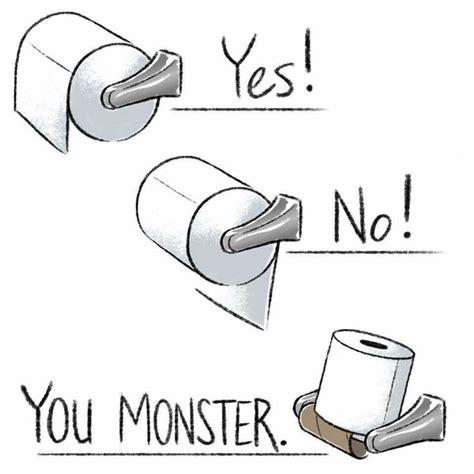 Toilet Paper You Monster 25 best ideas about toilet paper meme on pinterest