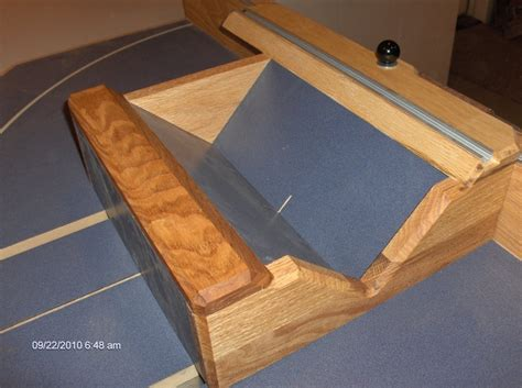 spline woodworking corner spline jig by sras lumberjocks