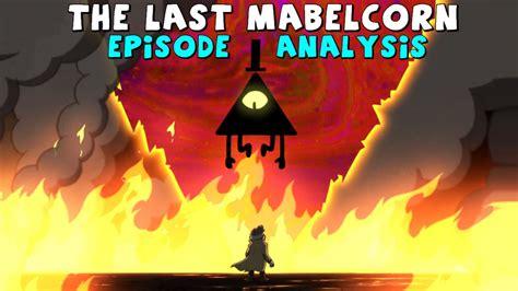 last episode gravity falls s2e15 quot the last mabelcorn quot episode