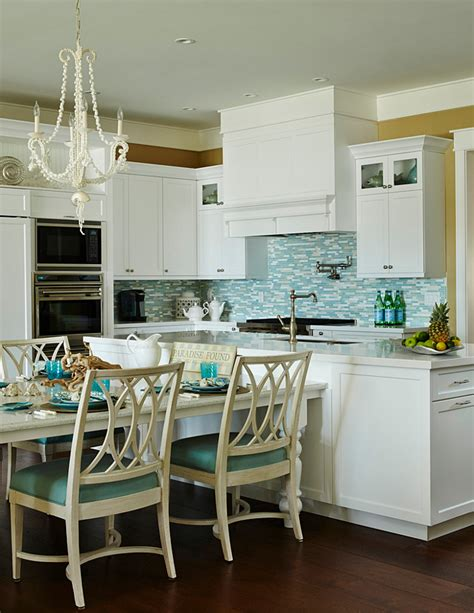 turquoise kitchen decor ideas house kitchen with turquoise decor home bunch interior design ideas