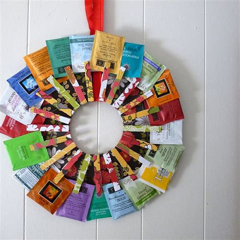 wreaths crafts projects make a tea wreath 187 dollar store crafts