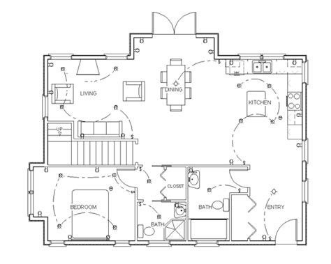 drawing floor plans make your own blueprint how to draw floor plans
