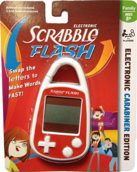 scrabble flash batteries scrabble flash electronic handheld carabiner keychain
