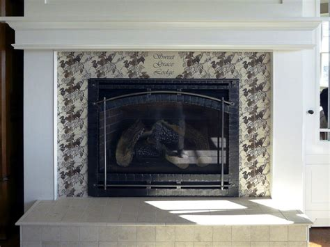 fireplace tiles fireplace tile design ideas on the mantel and hearth