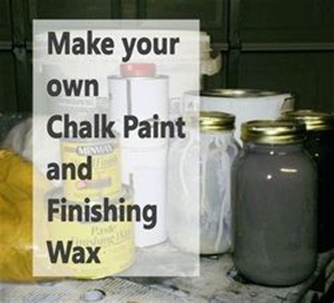 diy chalk paint paste wax 1000 images about painted furniture ideas on