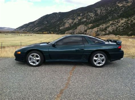motor auto repair manual 1993 mitsubishi gto engine control sell used mitsubishi 3000gt vr4 1993 excellent condition 42 125 miles in livingston montana