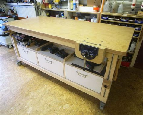 woodworking assembly table new workbench assembly table by studioformaat