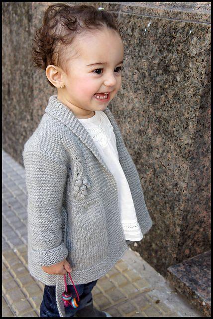 knit child sweater pattern joji girly children s cardigan knitting pattern
