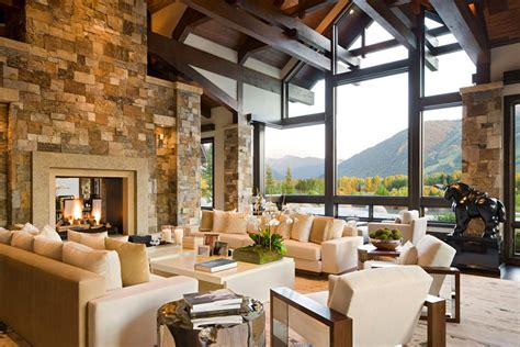 interior design mountain homes gorgeous luxury home with staggering view aspen freshome